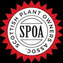 Scottish Plant Owners Association logo
